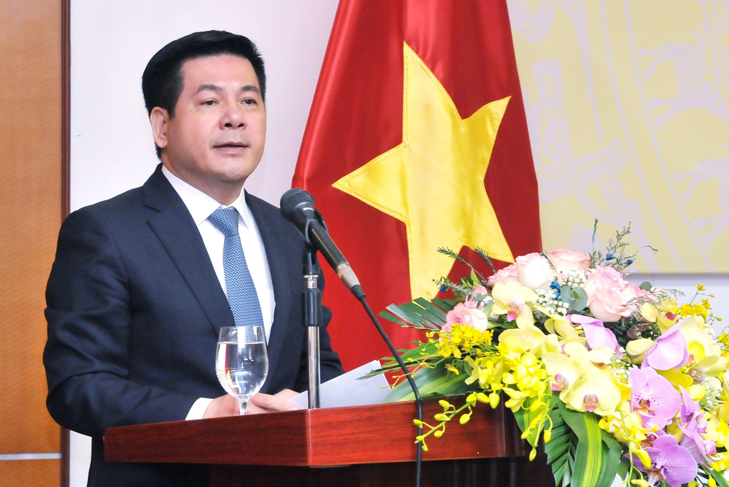 Bộ trưởng Nguyễn Hồng Diên gửi thư chúc mừng nhân dịp 70 năm Ngày Truyền thống của ngành Công Thương Việt Nam 14/05/2021